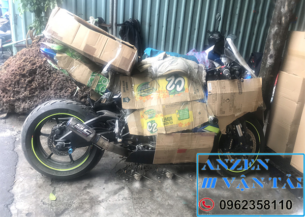 Vận chuyển xe máy đi Lâm Đồng