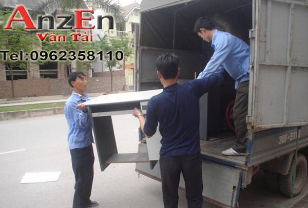 Dịch vụ chuyển nhà đi Sài Gòn