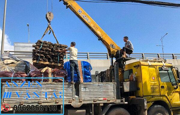 Cho thuê xe cẩu tại Lâm Đồng