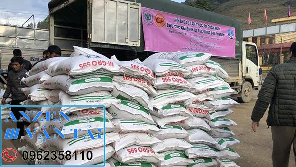 van tai anzen 8ag - Vận chuyển thức ăn chăn nuôi đi Đồng Nai