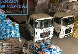 Vận chuyển thức ăn chăn nuôi đi Ninh Bình