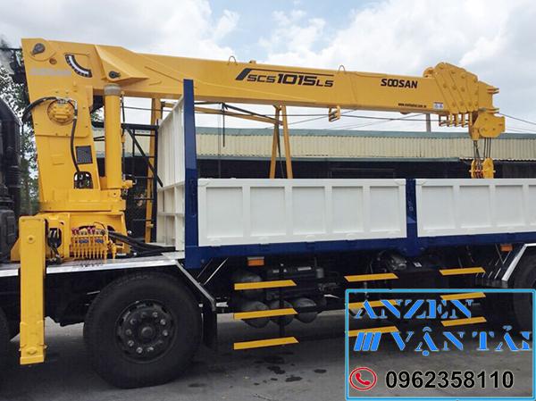 Cho thuê xe cẩu tại Nghệ An