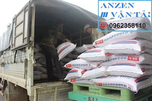 van tai anzen 8k - Vận chuyển thức ăn chăn nuôi đi Phú Yên