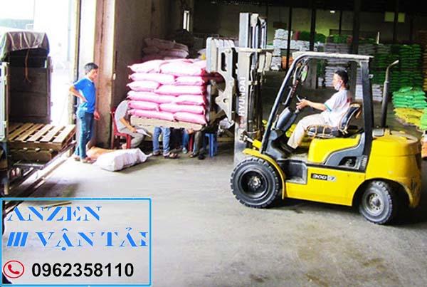 Vận chuyển thức ăn chăn nuôi đi Hà Tĩnh