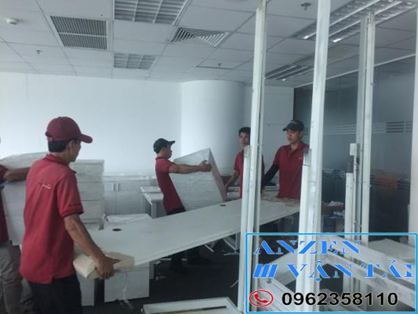 van tai anzen 9av 2 - Dịch vụ chuyển nhà đi Ninh Thuận