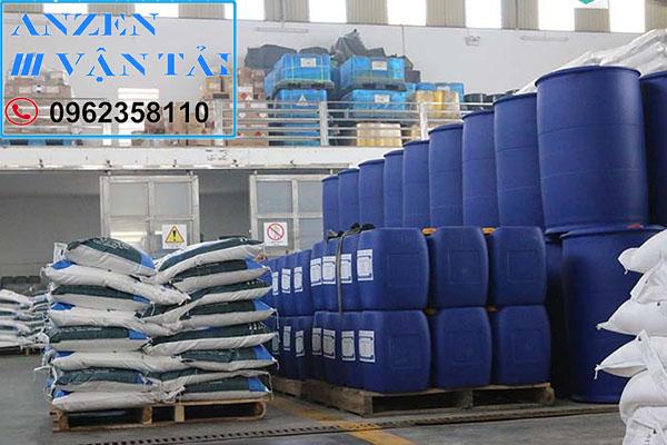 Vận chuyển hóa chất đi Bắc Giang