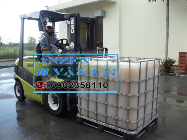 Vận chuyển hóa chất đi Nha Trang