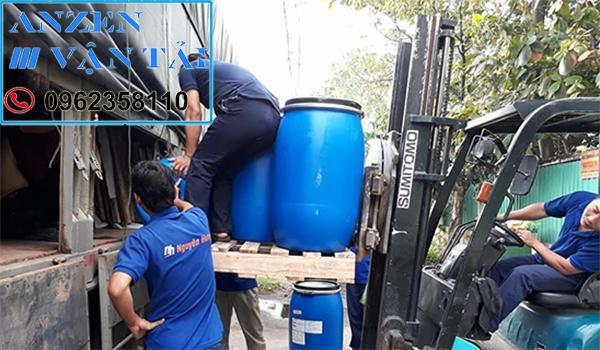 van tai anzen 9cc 3 - Vận chuyển hóa chất đi Phú Yên