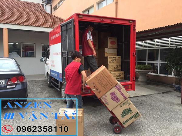 Dịch vụ chuyển nhà đi Đăk Nông