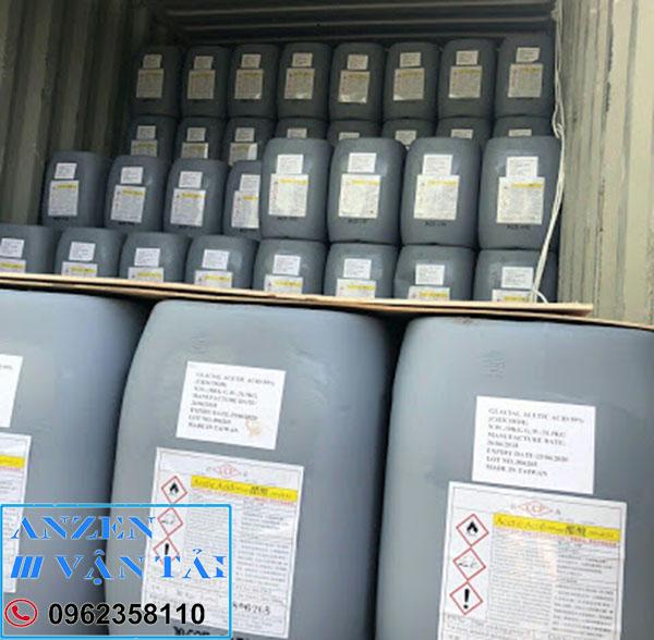 Vận chuyển hóa chất đi Kiên Giang