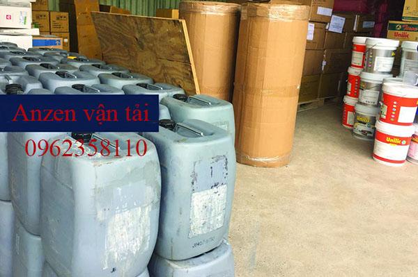 Vận chuyển hóa chất đi Tây Ninh