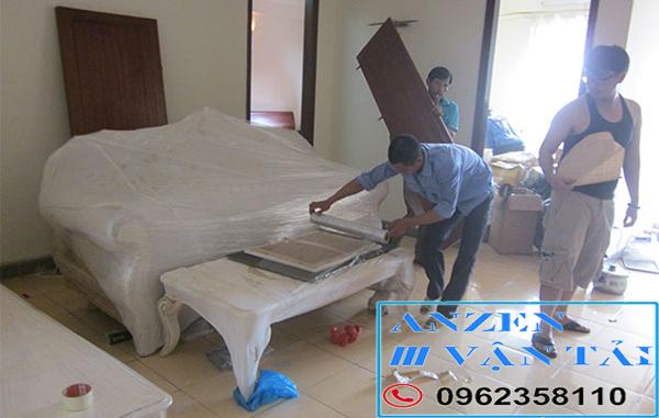Dịch vụ chuyển nhà đi Nha Trang