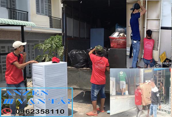 Dịch vụ chuyển nhà đi Thái Nguyên