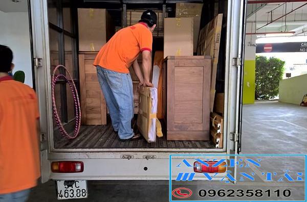 Dịch vụ chuyển nhà đi Bạc Liêu