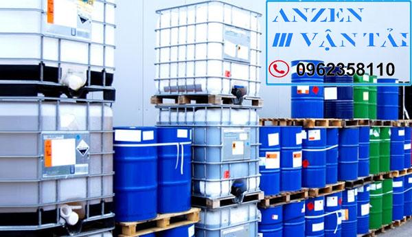 Vận chuyển hóa chất đi Tiền Giang