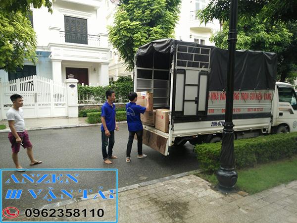 Dịch vụ chuyển nhà đi Vĩnh Phúc