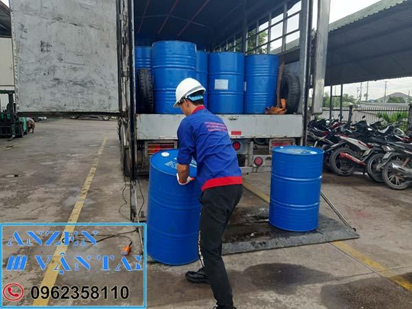 Vận chuyển hóa chất đi Nam Định