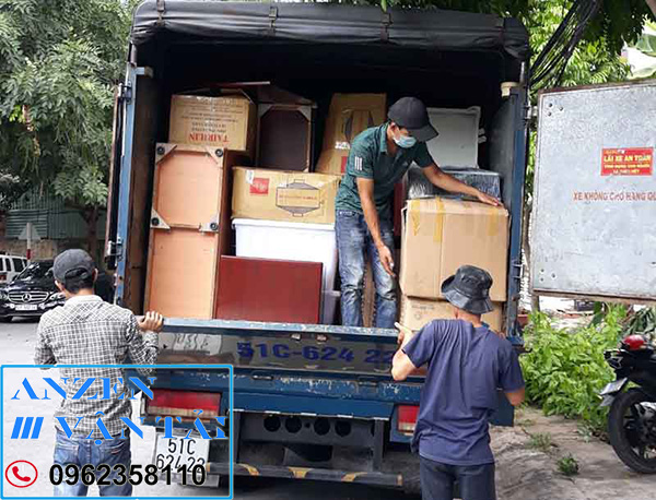 Dịch vụ chuyển nhà đi Quảng Bình
