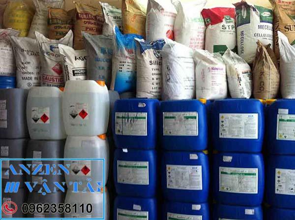 Vận chuyển hóa chất đi Quảng Ninh