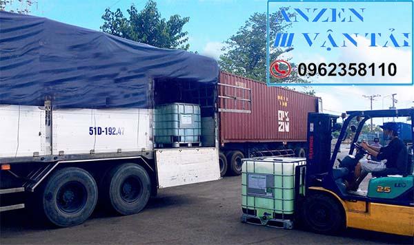 Vận chuyển hóa chất đi Ninh Bình