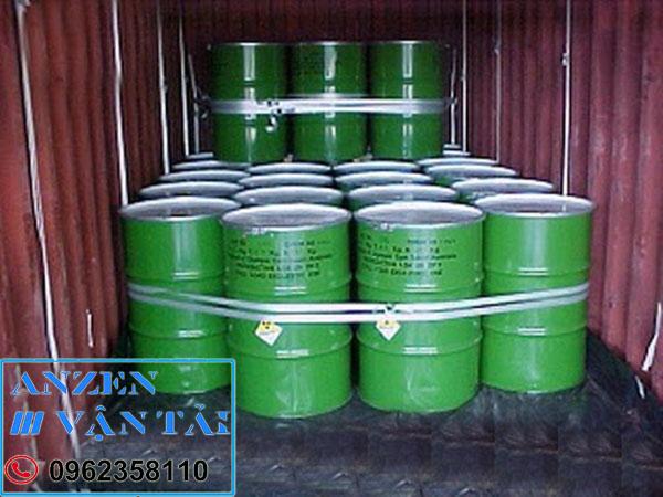 Vận chuyển hóa chất đi Thái Bình
