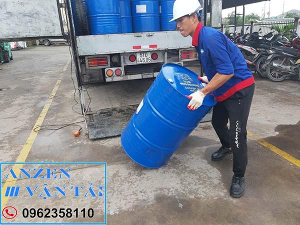 Vận chuyển hóa chất đi Thái Nguyên