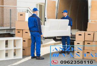 Dịch vụ chuyển nhà đi Ninh Bình