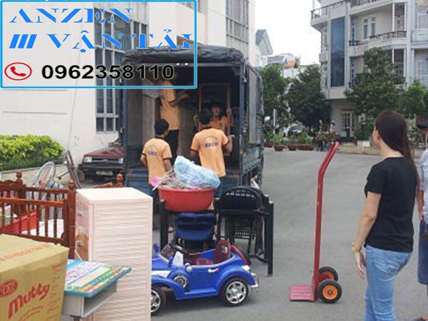 Dịch vụ chuyển nhà đi Hà Nam