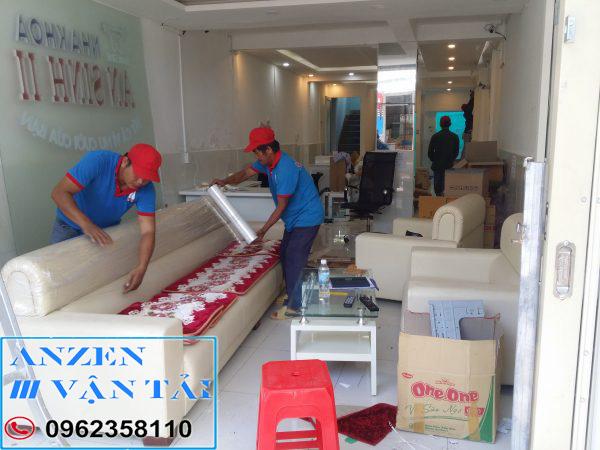 van tai anzen 9z 4 - Dịch vụ chuyển nhà đi Phú Thọ