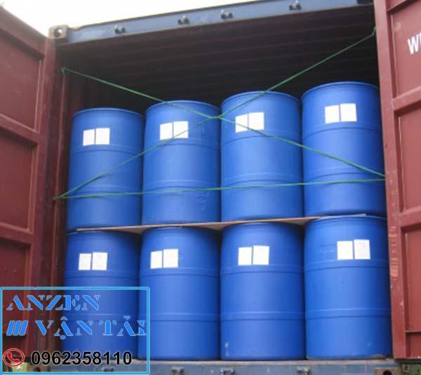 Vận chuyển hóa chất đi Hải Phòng