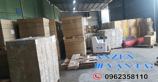Vận chuyển hàng lẻ hàng ghép đi Hà Nội