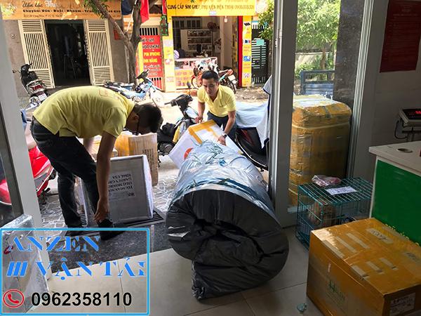 Vận chuyển hàng cồng kềnh đi Bắc Ninh