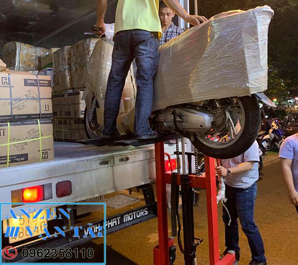 Vận chuyển xe máy đi Thái Nguyên