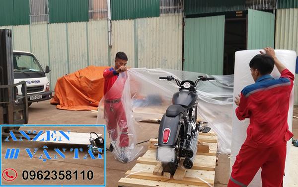 Vận chuyển xe máy đi Quảng Ninh