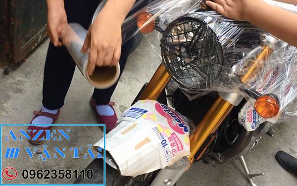 Vận chuyển xe máy đi Quảng Trị