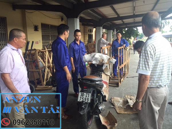 Vận chuyển xe máy đi Tiền Giang