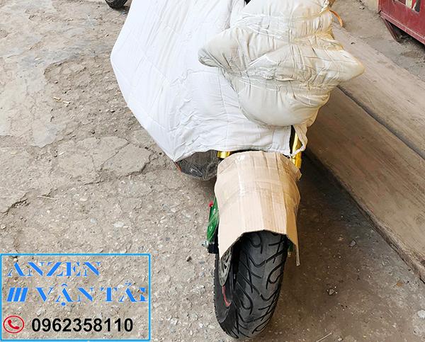 Vận chuyển xe máy đi Phú Thọ