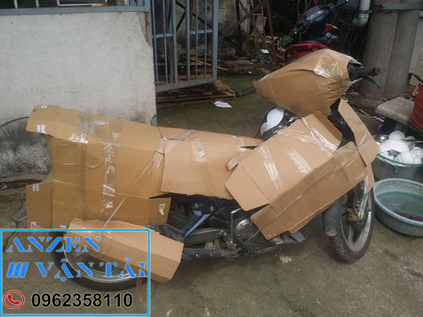 Vận chuyển xe máy đi Phú Yên