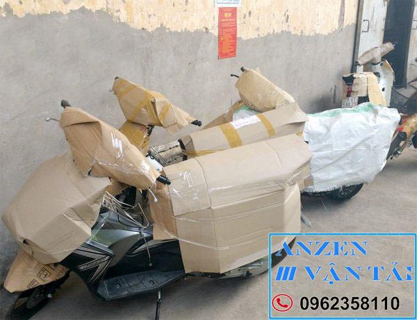 Vận chuyển xe máy đi Quảng Bình