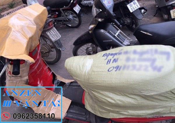 Vận chuyển xe máy đi Quảng Ngãi