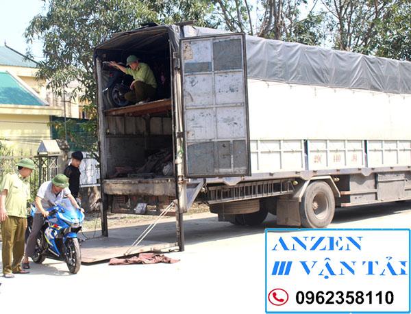 Vận chuyển xe máy đi Vĩnh Phúc