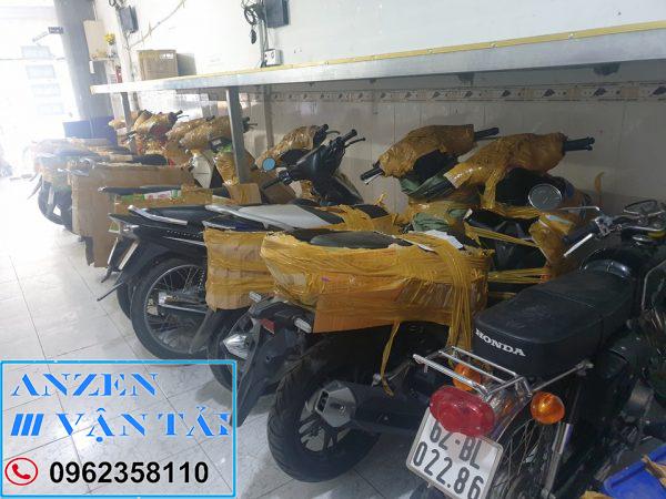Vận chuyển xe máy đi Tây Ninh