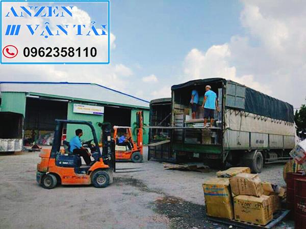 Vận chuyển hàng lẻ hàng ghép đi Phú Yên