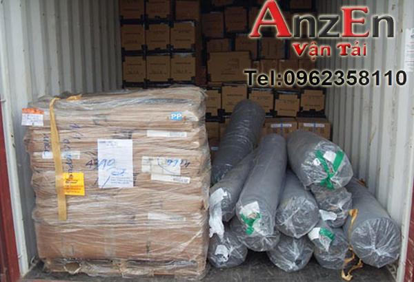 Vận chuyển hàng lẻ hàng ghép đi Thái Nguyên