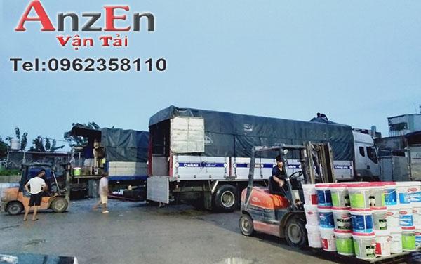 Vận chuyển hàng lẻ hàng ghép đi Tây Ninh