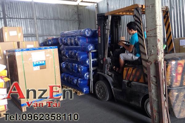 Vận chuyển hàng lẻ hàng ghép đi Quảng Ninh