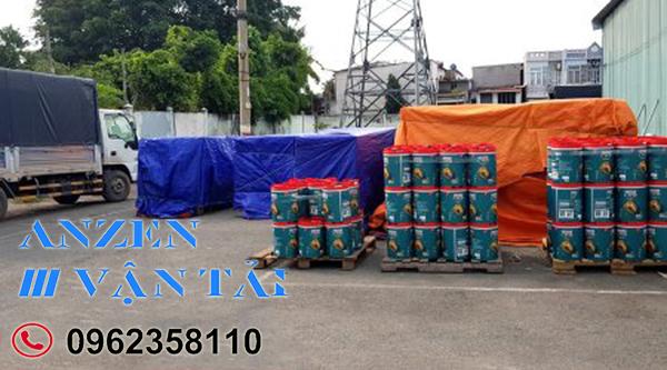 Vận chuyển hàng lẻ hàng ghép đi Điện Biên