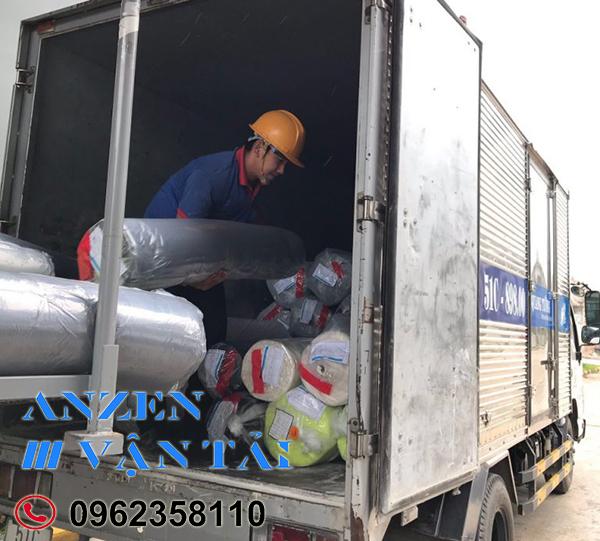 Vận chuyển hàng lẻ hàng ghép đi Trà Vinh