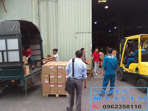 Vận chuyển hàng lẻ hàng ghép đi Bắc Ninh