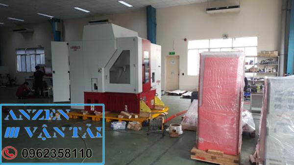 Vận chuyển thiết bị máy móc đi Ninh Thuận